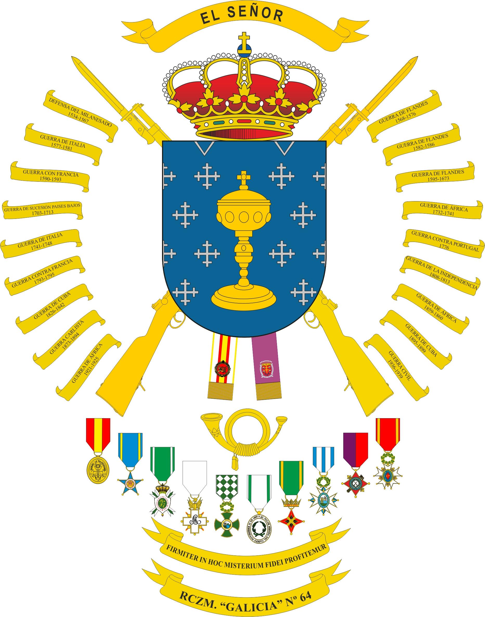 "RCZM ""Galicia"" 64"